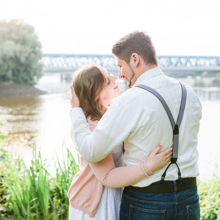 Engagement Shooting mit Yasmin & Adam