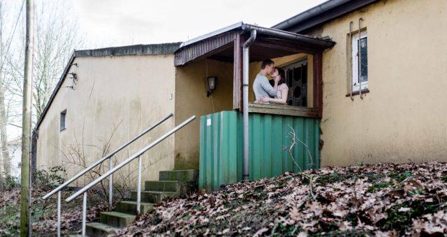 Love-Shooting mit Thorben & Lucia an der Süderelbe