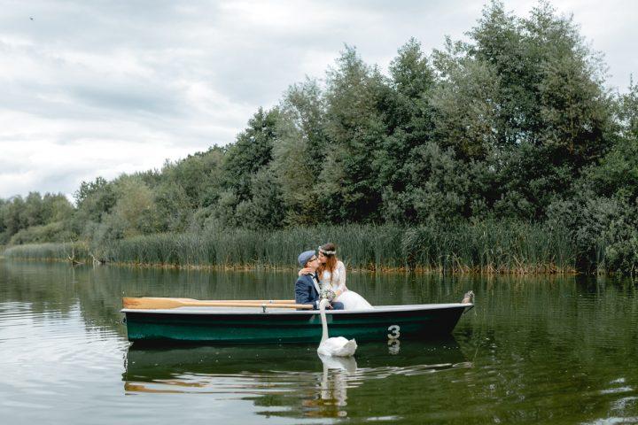 Nadine und Tom Hochzeit in Timmendorf Fuchsbau