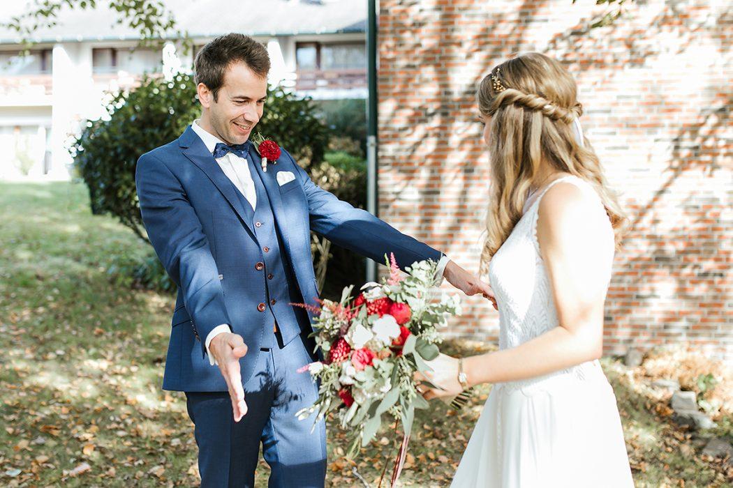 Firstlook Hochzeitsreportage
