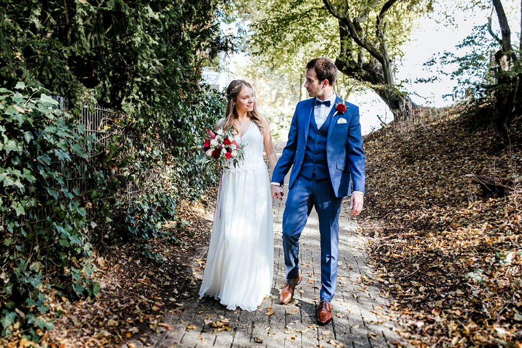 Hochzeitsreportage Shooting
