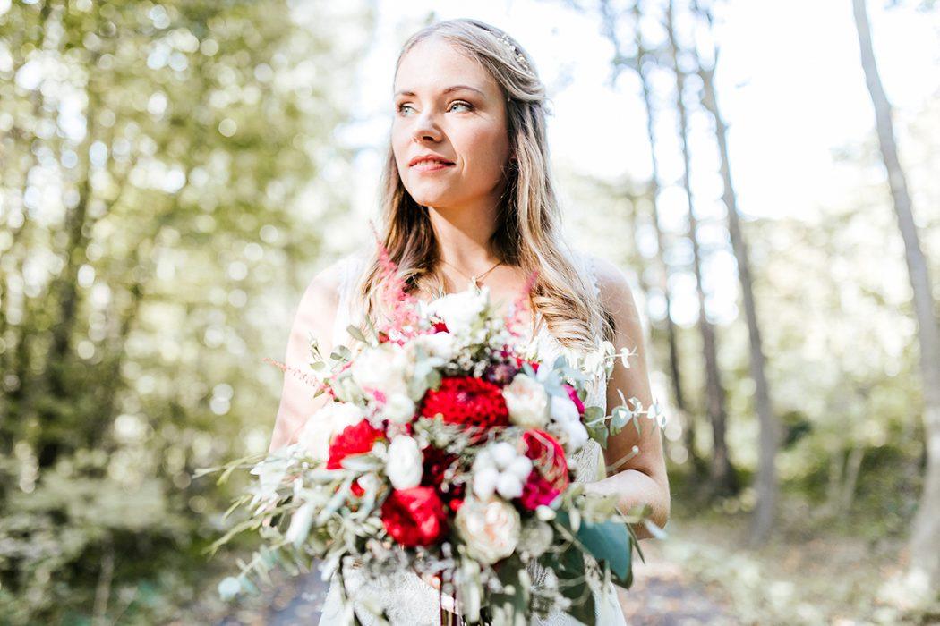 Hochzeitsfotografin Braut Hamburg