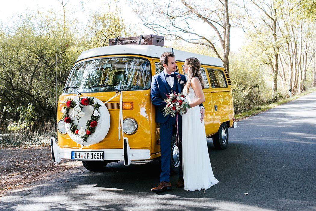 Brautpaar Hochzeitsfotografin