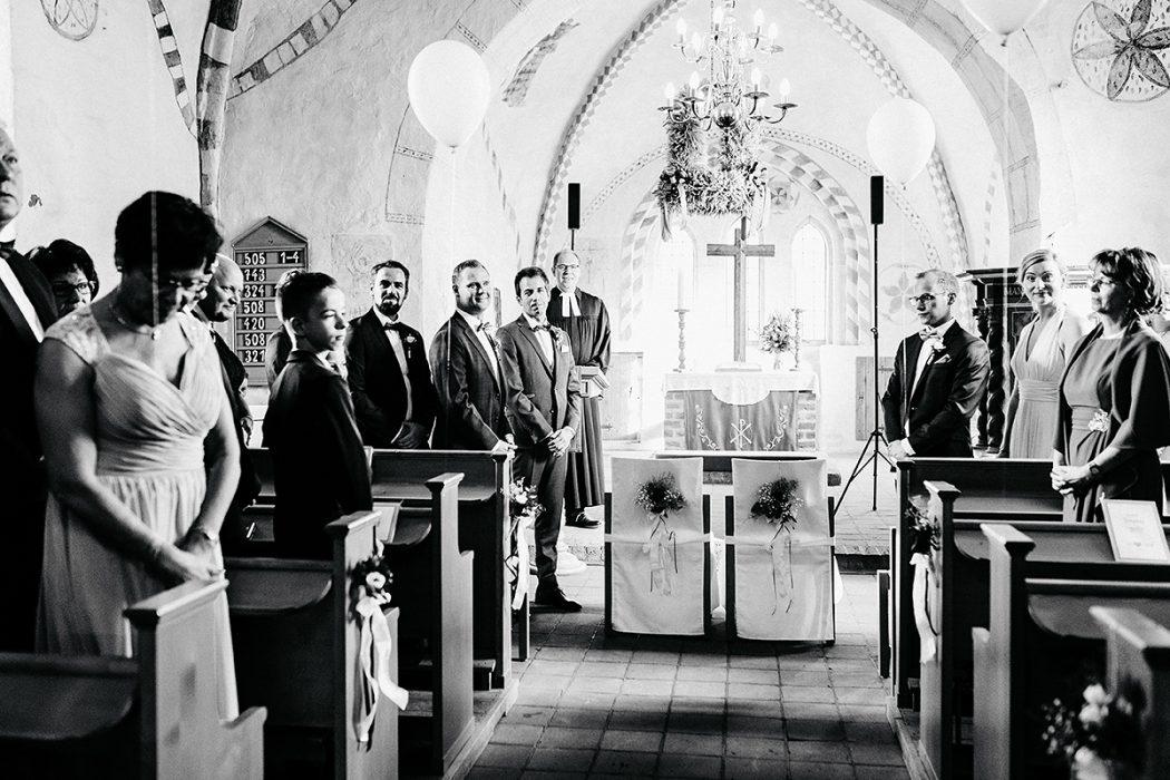 Kirchliche Trauung Gottesdienst