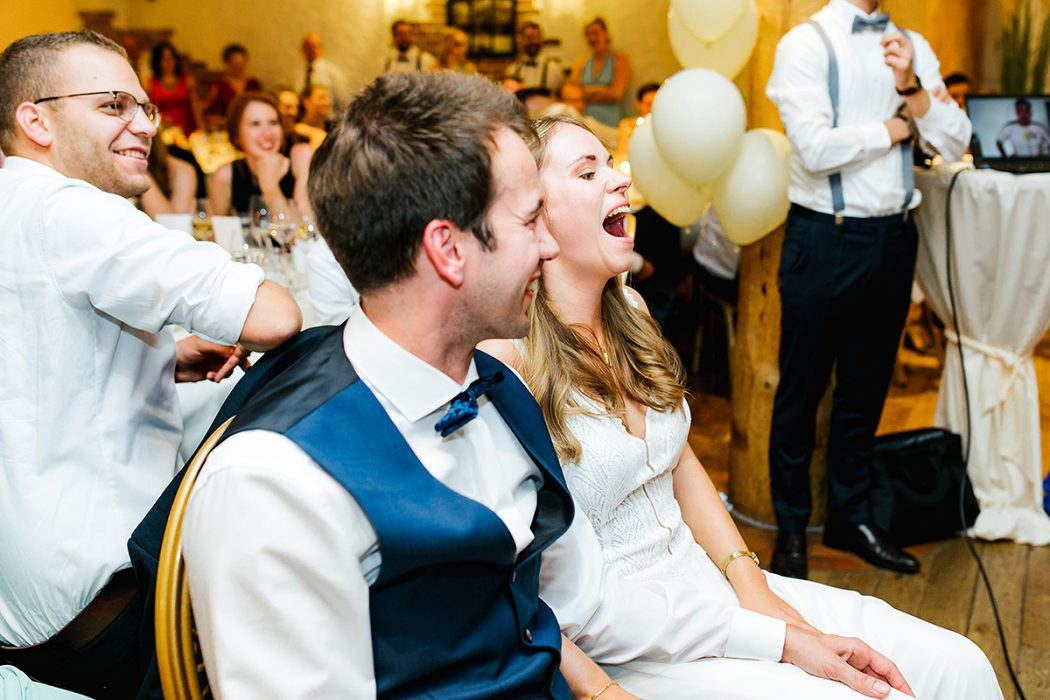 Diashow Braut und Bräutigam
