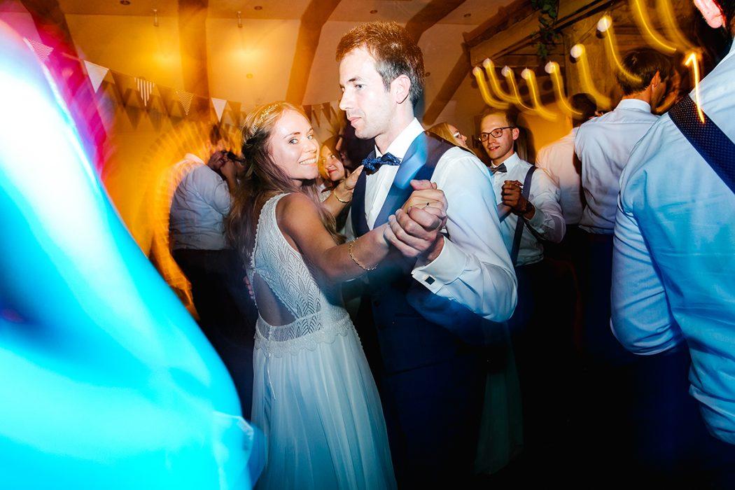 Eröffnungstanz Braut und Bräutigam