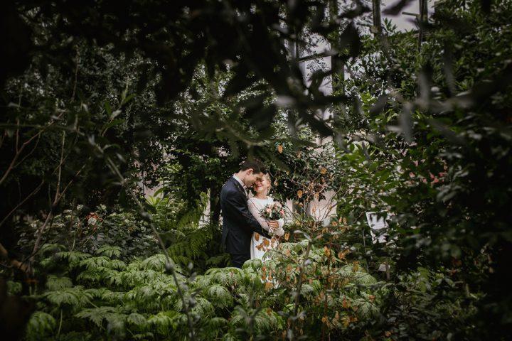 Hochzeitsfeier von Femke und Martin