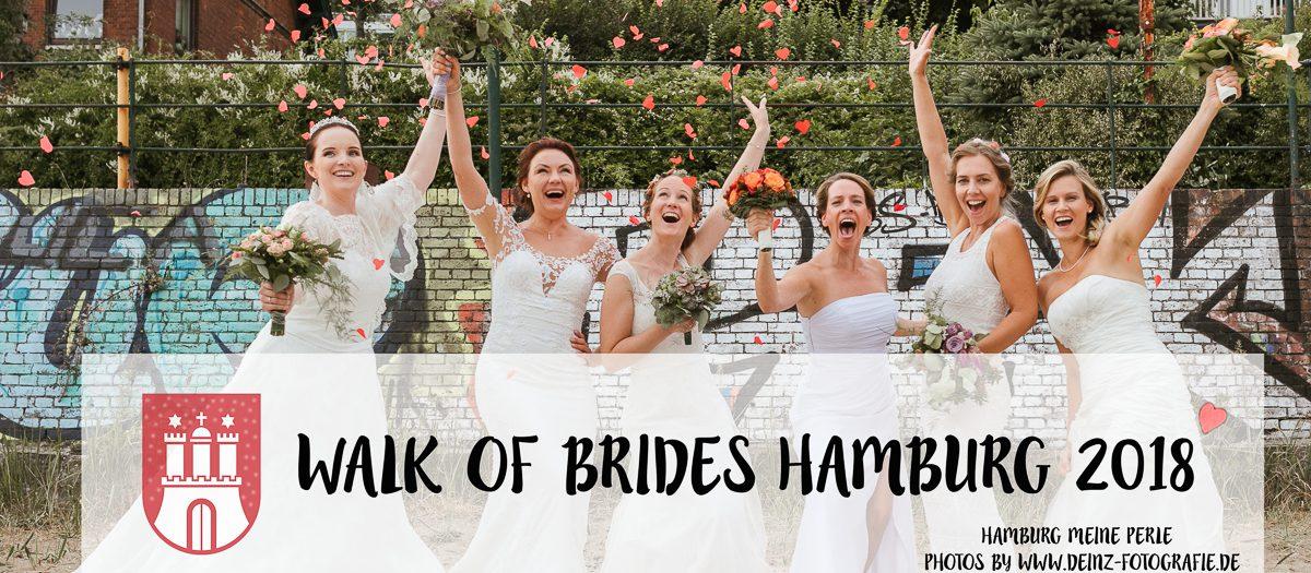 Walk of Bride Hamburg 2018