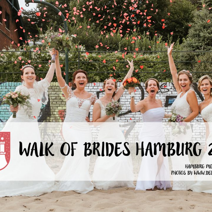 Walk of Bride Hamburg 2018